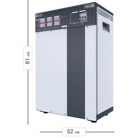 Стабилизатор напряжения трехфазный ВОЛЬТ ГЕРЦ Э 36-3/80 v3.0